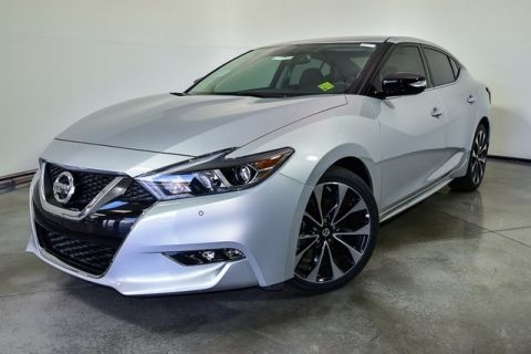 New 2018 Nissan Maxima SR FWD 4D Sedan
