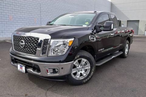New 2017 Nissan Titan SV RWD King Cab