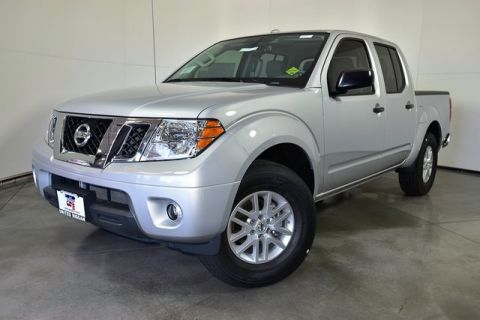New 2018 Nissan Frontier SV RWD 4D Crew Cab