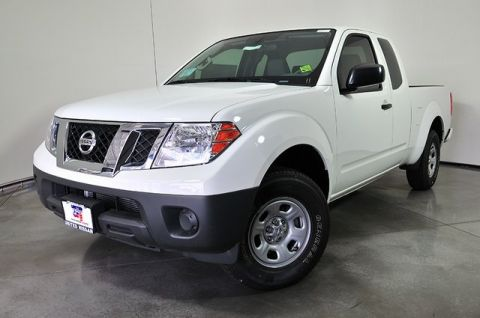 New 2018 Nissan Frontier S RWD King Cab
