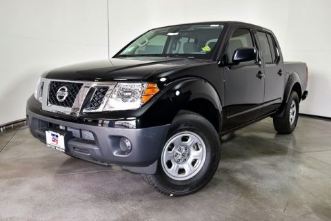 New 2018 Nissan Frontier S RWD 4D Crew Cab