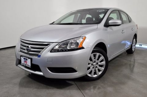 Pre-Owned 2014 Nissan Sentra S FWD 4D Sedan