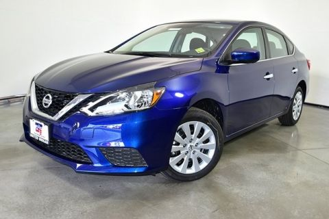 New 2018 Nissan Sentra SV FWD 4D Sedan