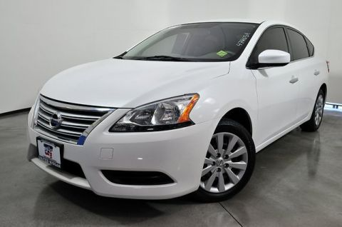 Certified Pre-Owned 2015 Nissan Sentra SV FWD 4D Sedan