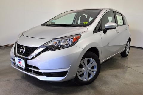 2017 Nissan Versa Note S Plus 4D Hatchback