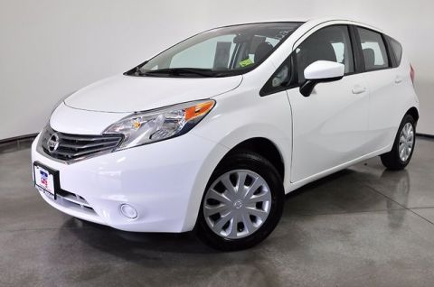 New 2016 Nissan Versa Note S FWD 5D Hatchback