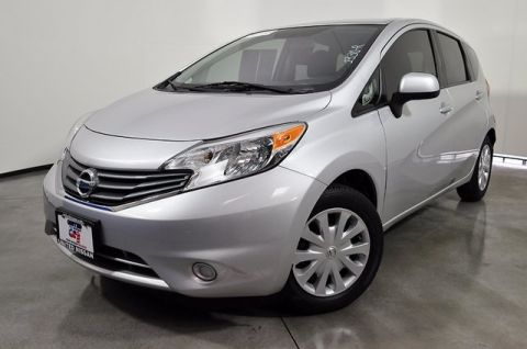 Certified Pre-Owned 2016 Nissan Versa Note S Plus FWD 4D Hatchback