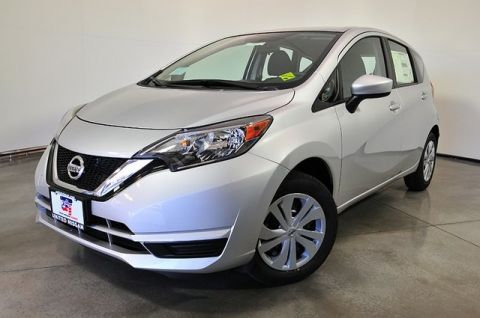 Certified Pre-Owned 2017 Nissan Versa Note SV FWD 4D Hatchback