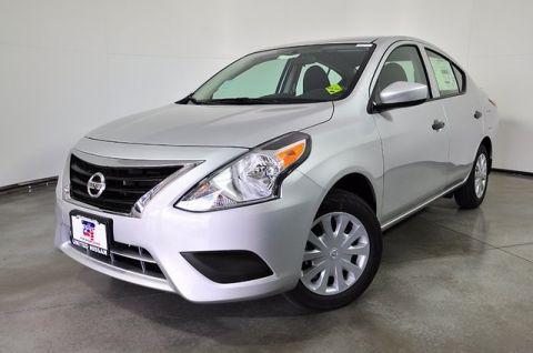 New 2018 Nissan Versa 1.6 S Plus FWD 4D Sedan