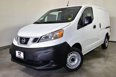 New 2017 Nissan NV200 S