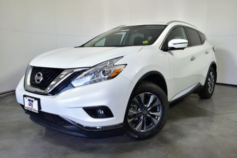New 2017 Nissan Murano SL FWD 4D Sport Utility