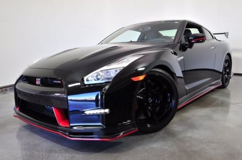 New 2015 Nissan GT-R NISMO With Navigation & AWD