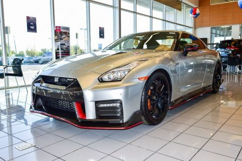 New 2017 Nissan GT-R NISMO
