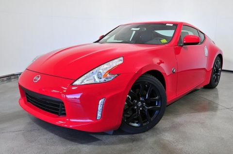 New 2018 Nissan 370Z Touring With Navigation