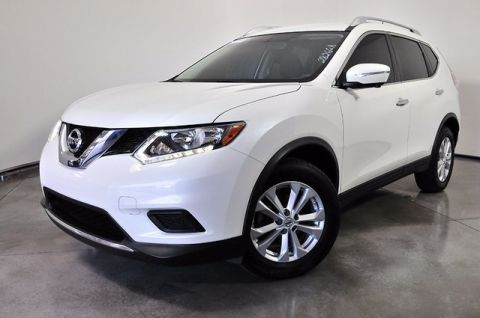 Certified Pre-Owned 2016 Nissan Rogue SV FWD 4D Sport Utility