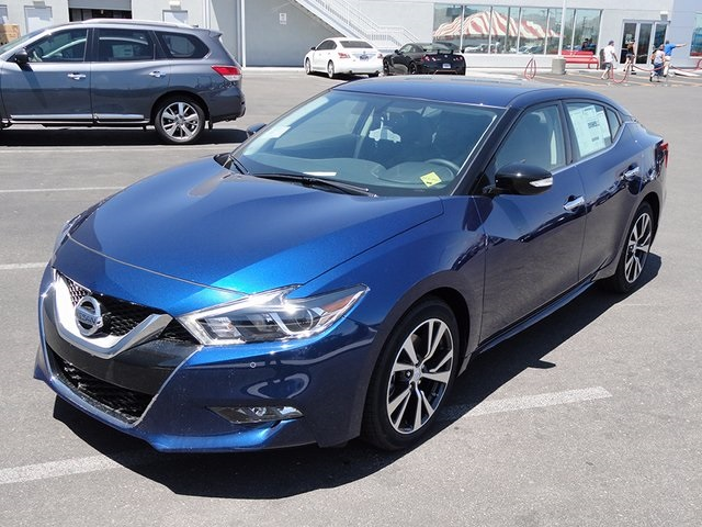 new 2017 nissan maxima 3 5 sv 4d sedan in las vegas 22297 united nissan. Black Bedroom Furniture Sets. Home Design Ideas
