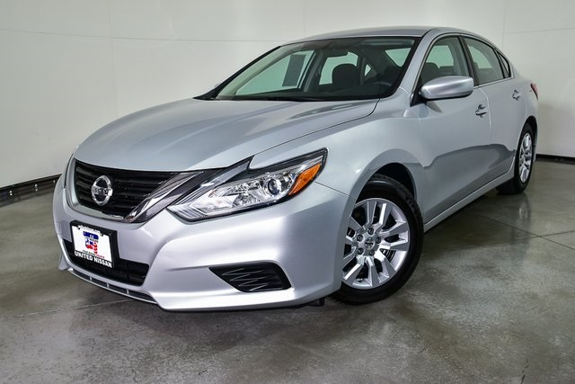 Nissan Altima 2.5 S >> Pre Owned 2018 Nissan Altima 2 5 S Fwd 4d Sedan