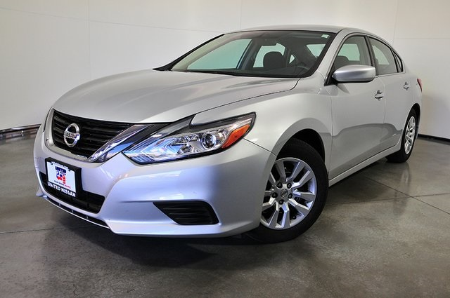 Certified Pre Owned 2017 Nissan Altima 2.5 S