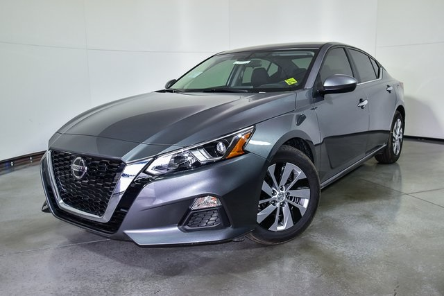 Nissan Altima 2.5 S >> New 2020 Nissan Altima 2 5 S Fwd 4d Sedan