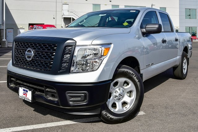 Awesome New 2018 Nissan Titan S