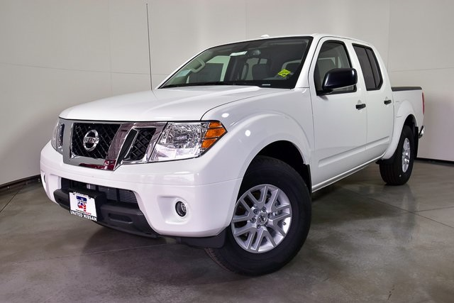 new 2018 nissan frontier sv 4d crew cab in las vegas. Black Bedroom Furniture Sets. Home Design Ideas