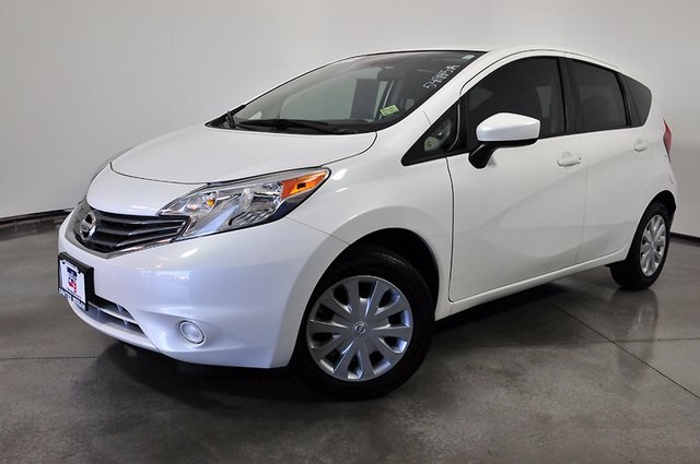 certified pre owned 2016 nissan versa note sv 4d hatchback in las vegas 2269r united nissan. Black Bedroom Furniture Sets. Home Design Ideas