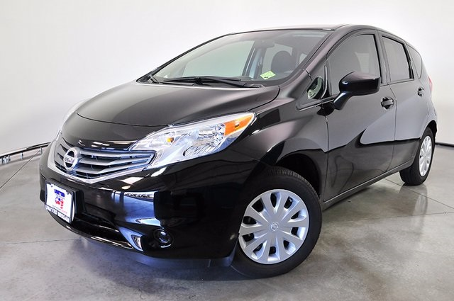 New 2016 Nissan Versa Note S