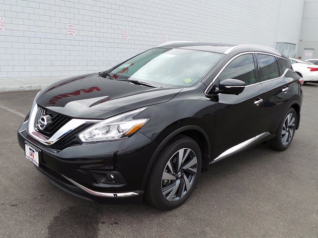new 2017 nissan murano platinum 4d sport utility in las vegas 11807 united nissan. Black Bedroom Furniture Sets. Home Design Ideas