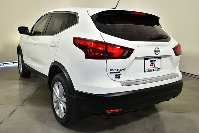 New 2018 Nissan Rogue Sport S 4d Sport Utility In Las Vegas 29788