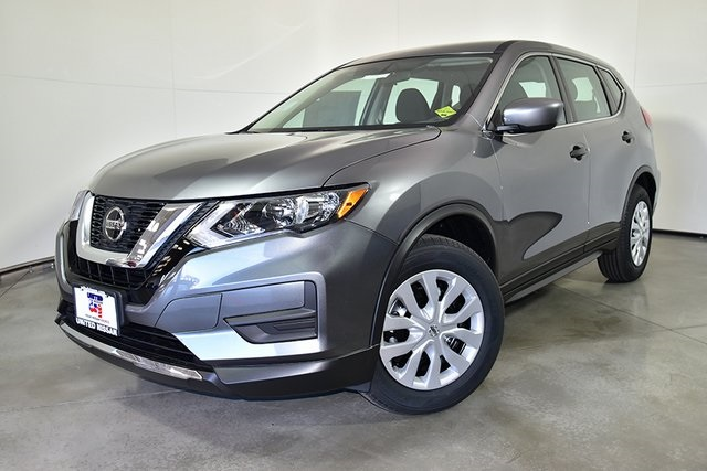 New 2018 Nissan Rogue S 4D Sport Utility in Las Vegas