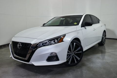New 2020 Nissan Altima 2.5 SR