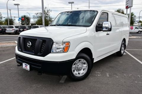 New 2019 Nissan NV2500 HD SV